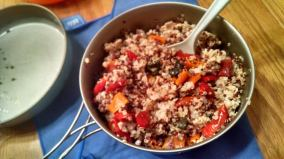 Quinoa & Veggies Dinner